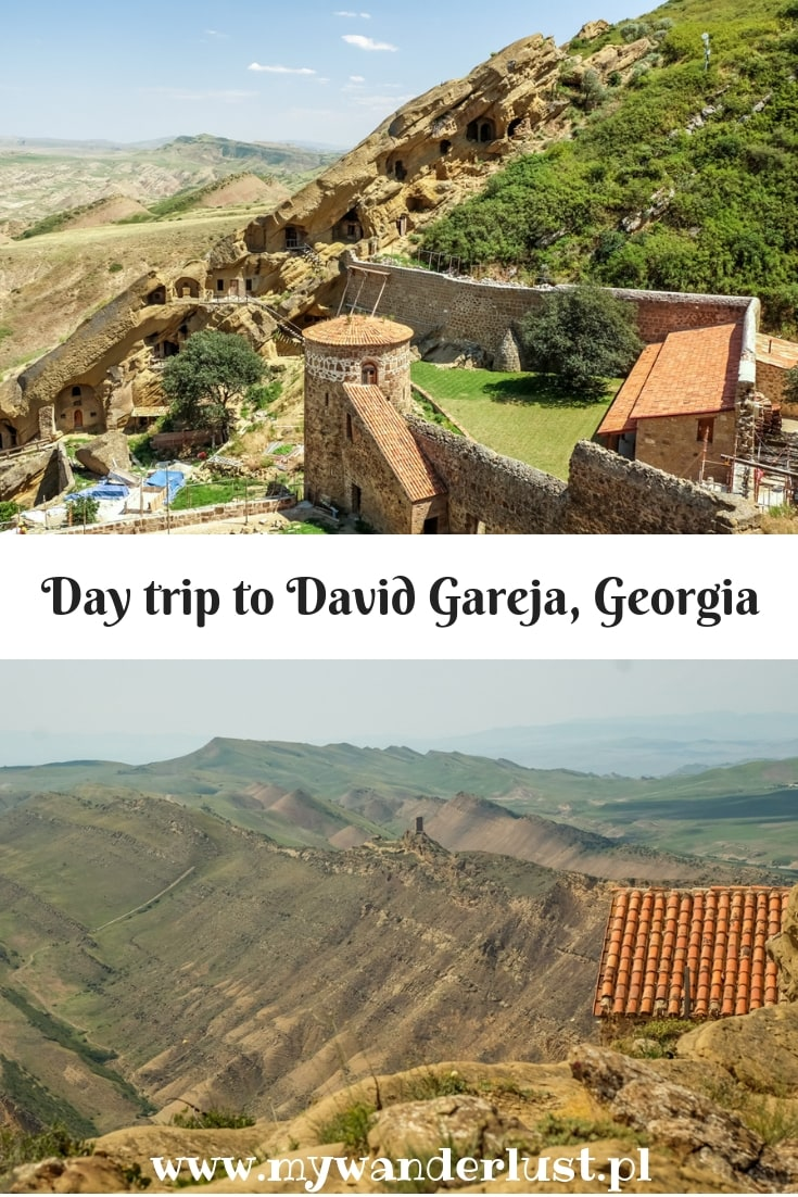 David Gareja Georgia