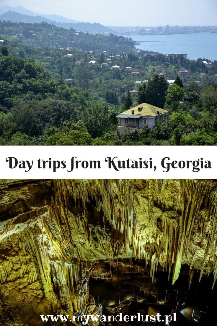 day trips from Kutaisi