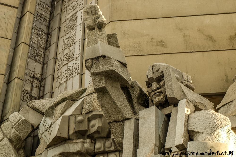 Shumen monument