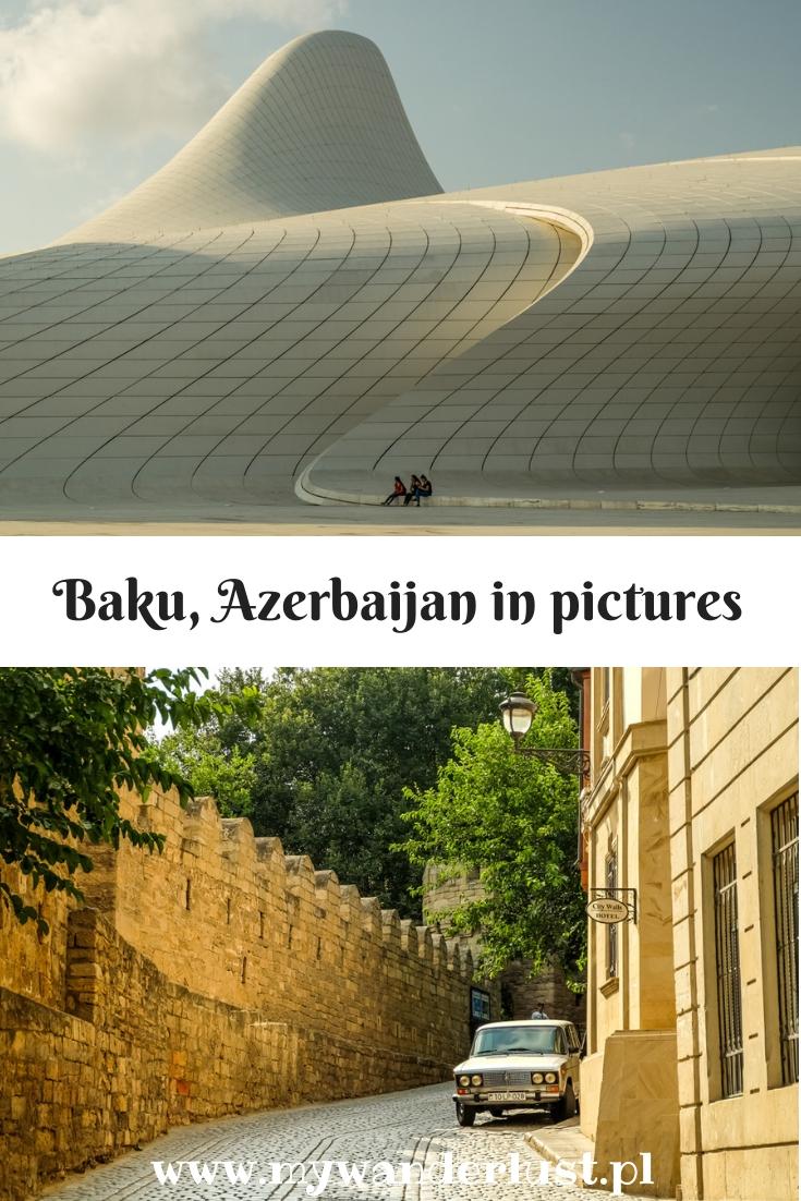Baku Azerbaijan pictures