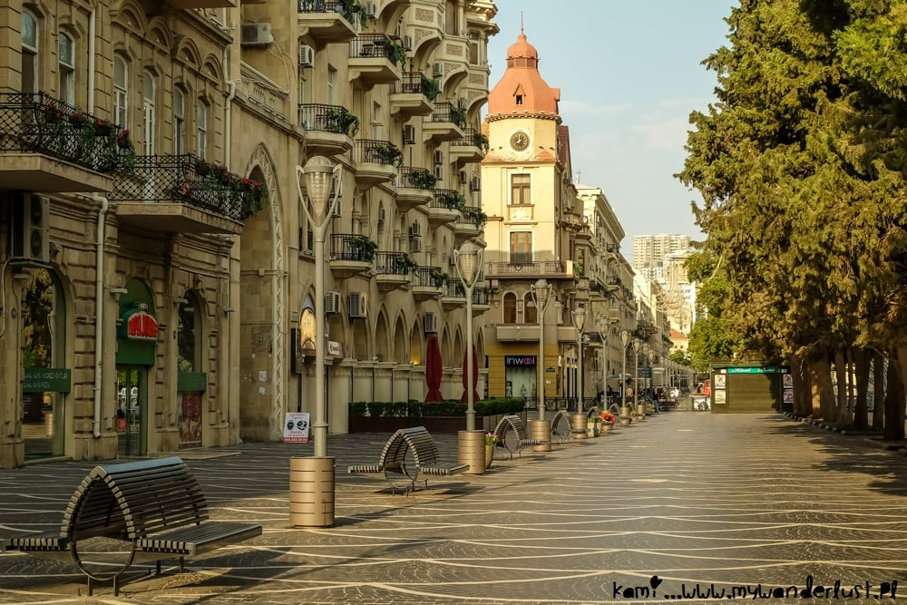 Baku pictures