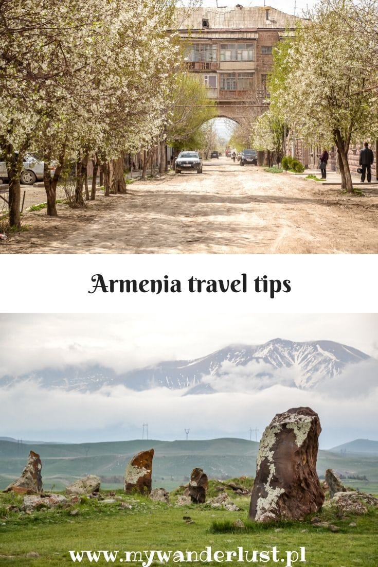 Armenia travel tips