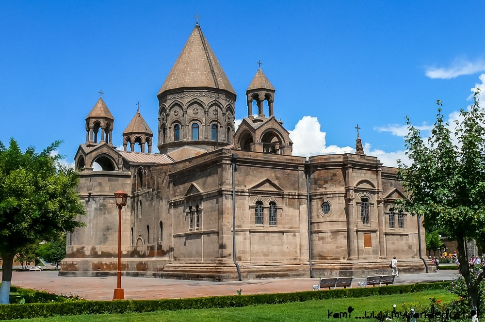 places to visit in Armenia