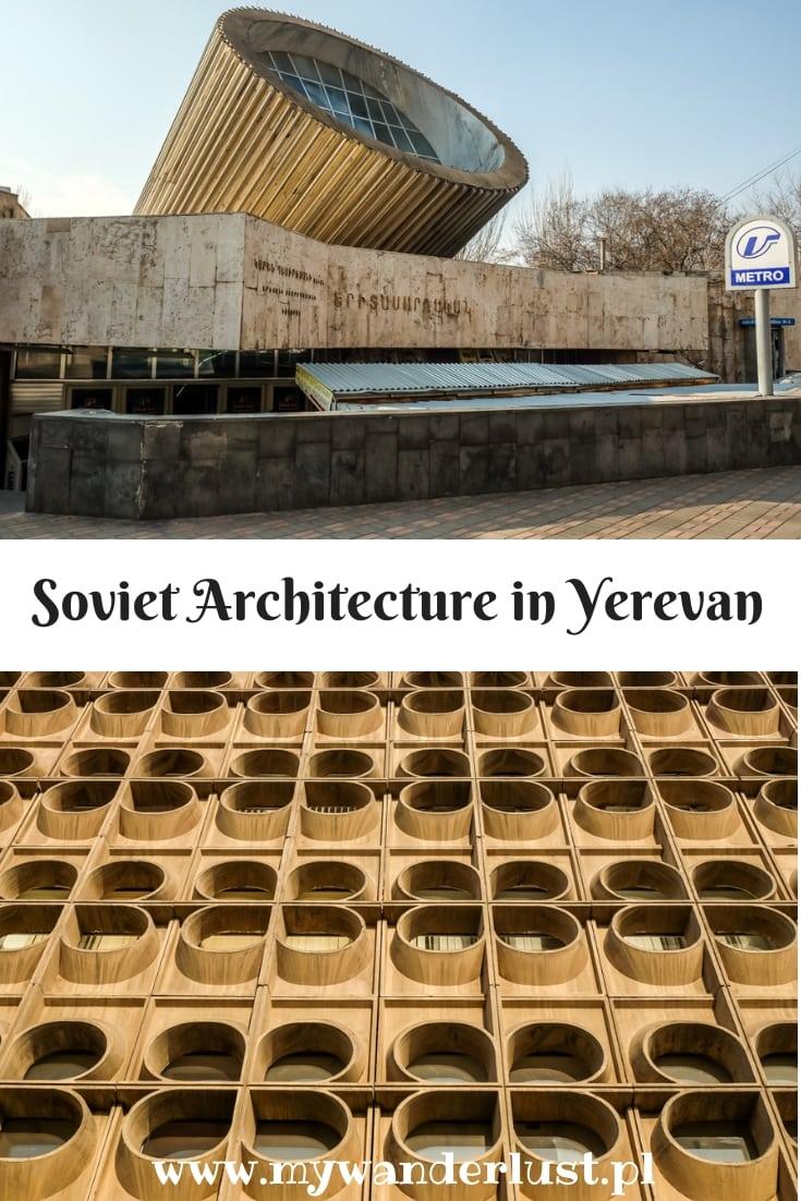 soviet yerevan architecture