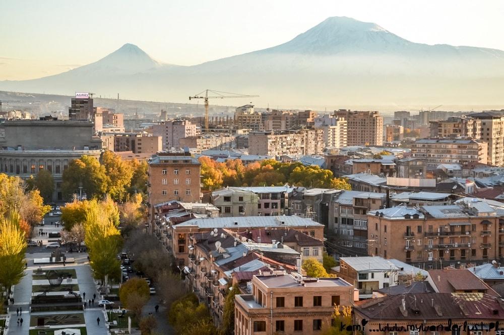 Tbilisi to Yerevan