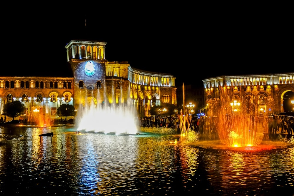 things to do in Yerevan Armenia