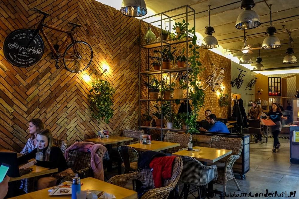 Kosice cafes
