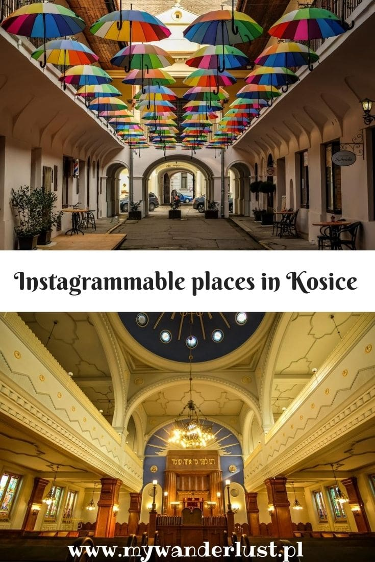 Kosice Instagrammable Places