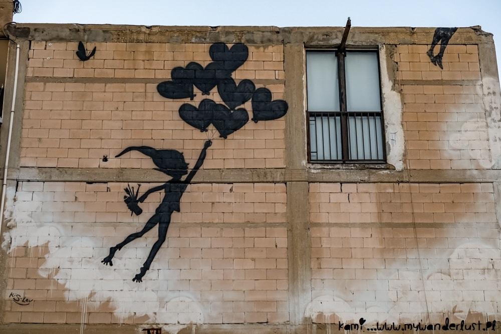Tel Aviv street art