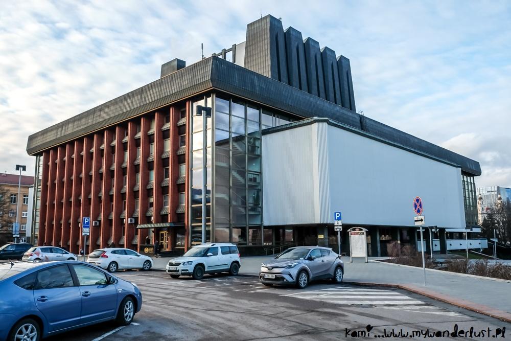 Soviet Vilnius