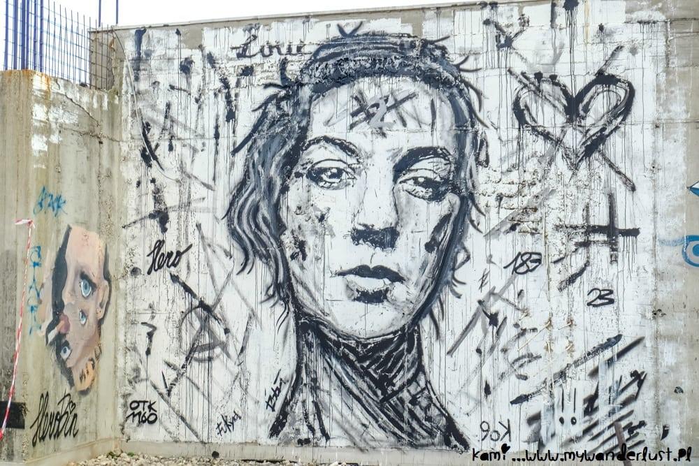 Mostar street art