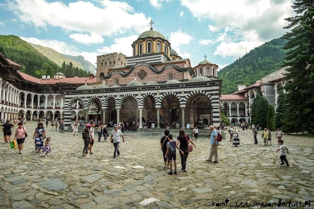 Sofia to Rila Monastery