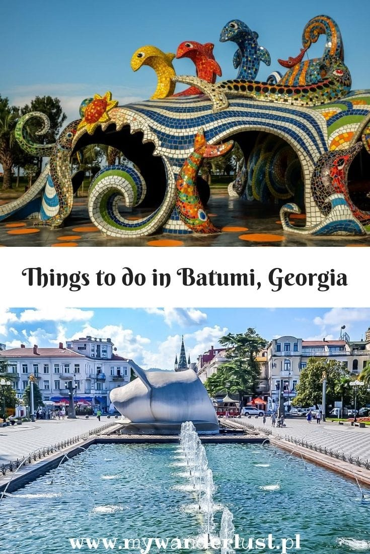 things to do in batumi