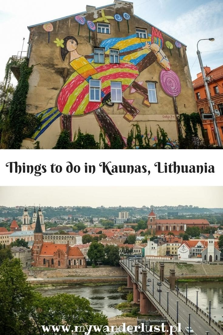 kaunas things to do