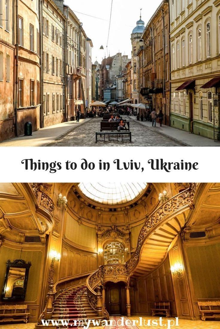 lviv things to do