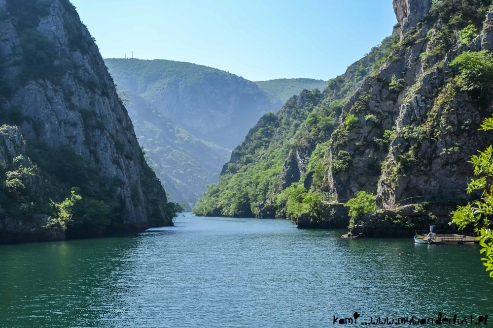 Matka Canyon