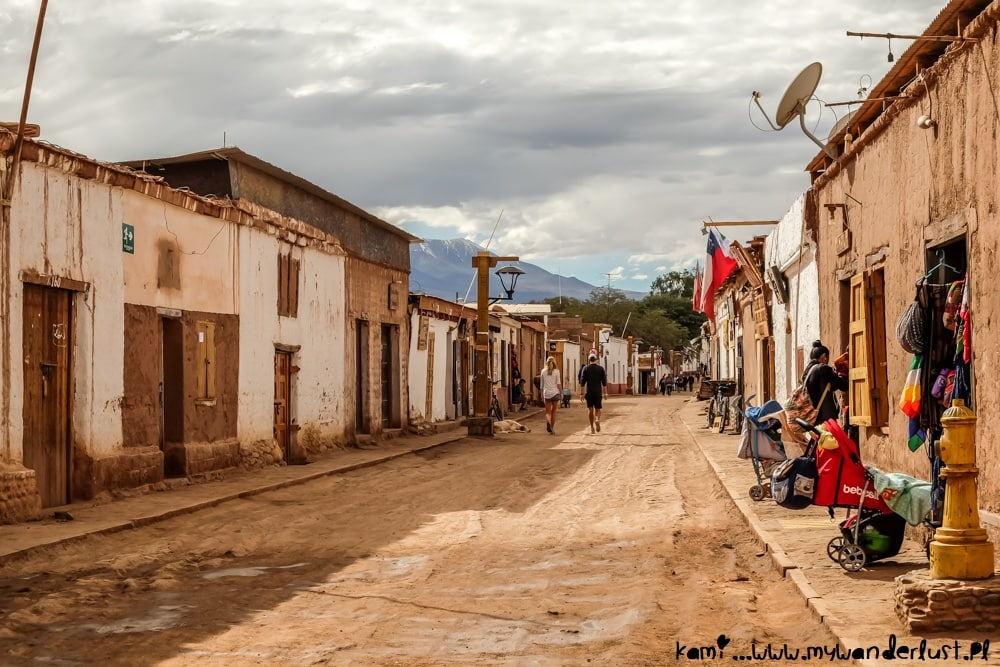 Chile itinerary
