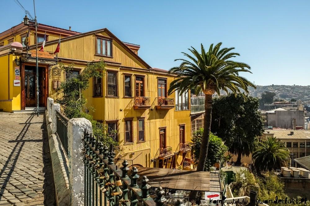 Santiago to Valparaiso day trip