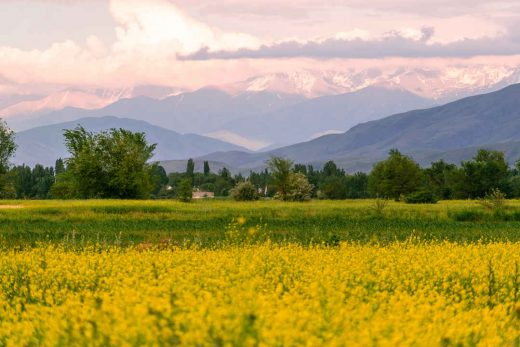 day trips from Bishkek