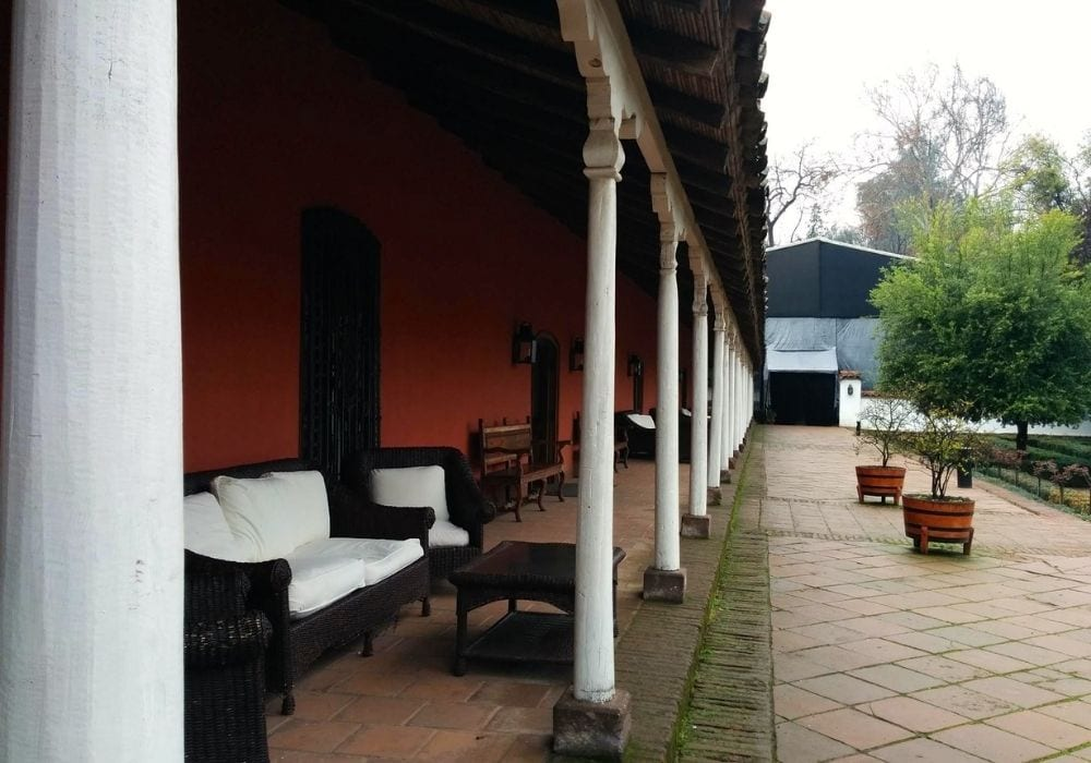 day trips from Santiago