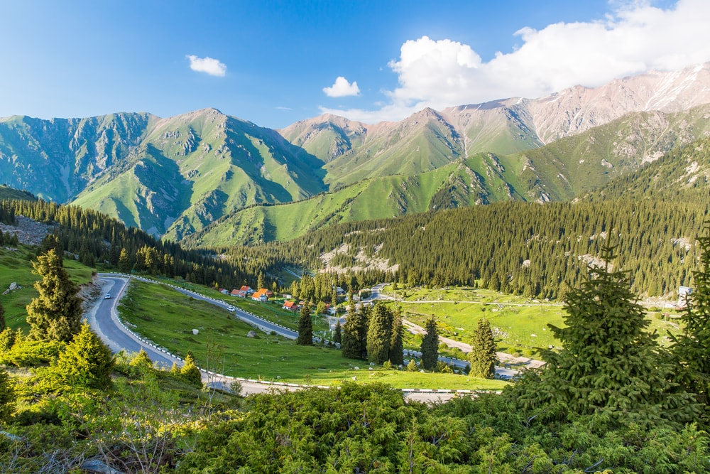 Visit Kazakhstan Pictures