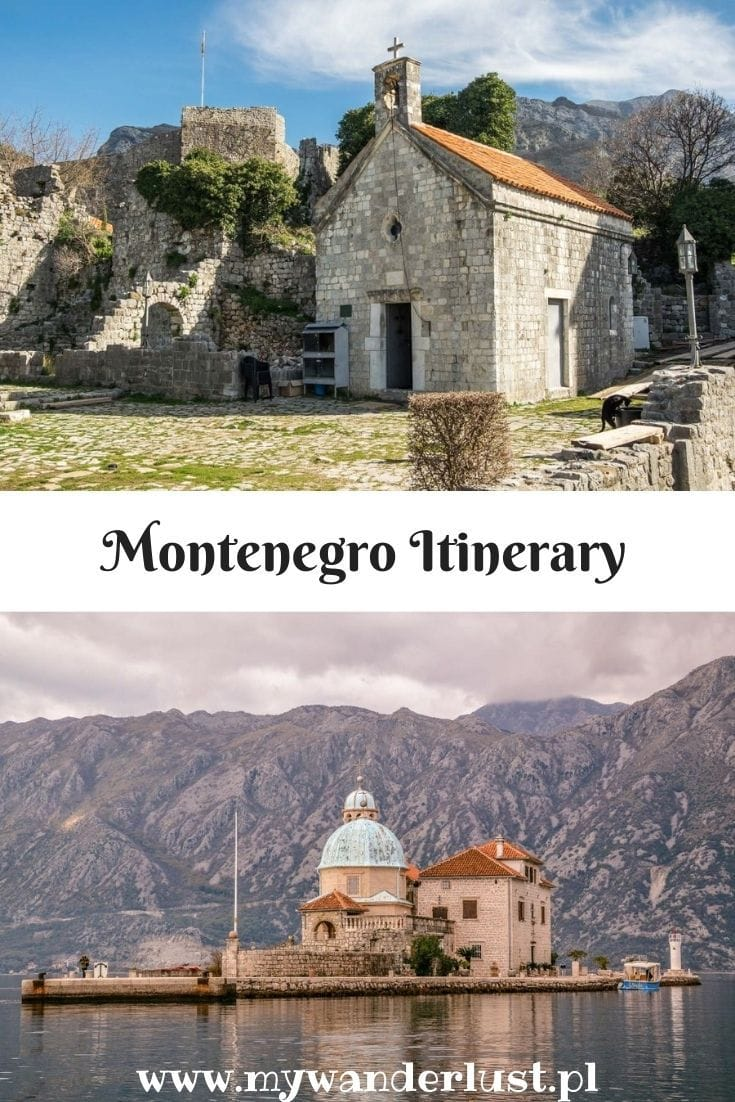 montenegro-itinerary-pin