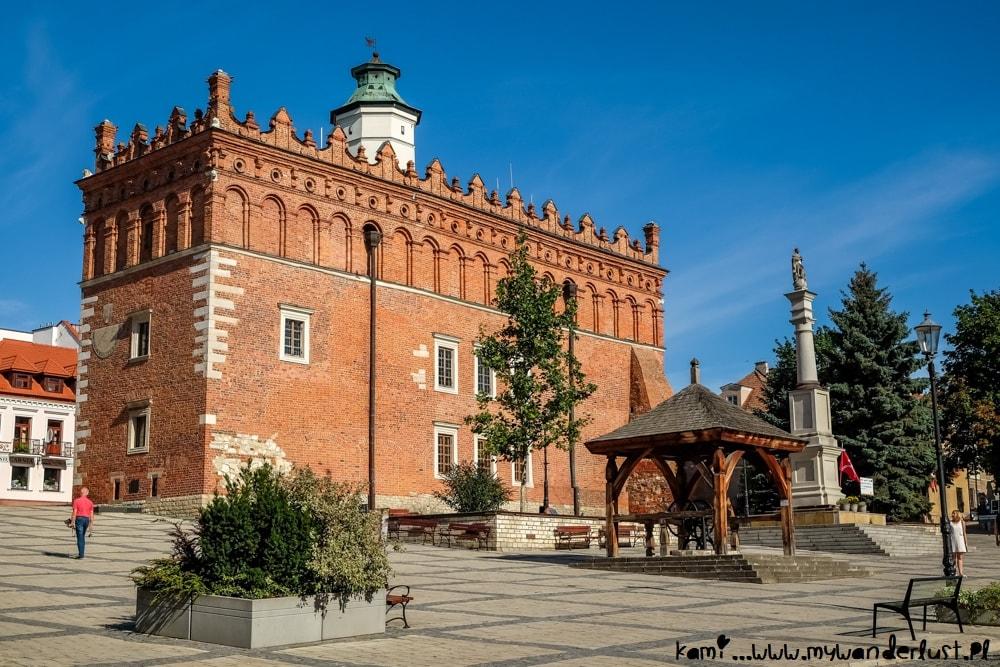 visit sandomierz poland
