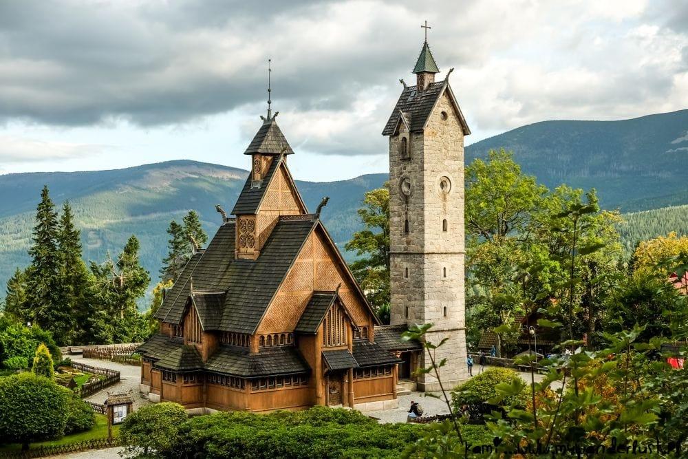 Karpacz - Vang Church