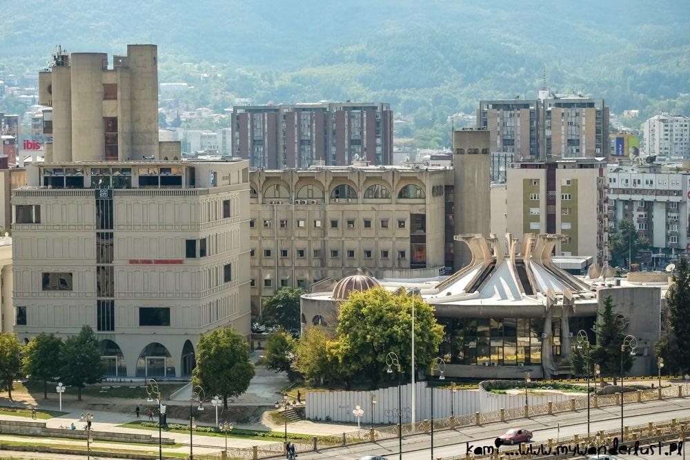 skopje brutalist architecture