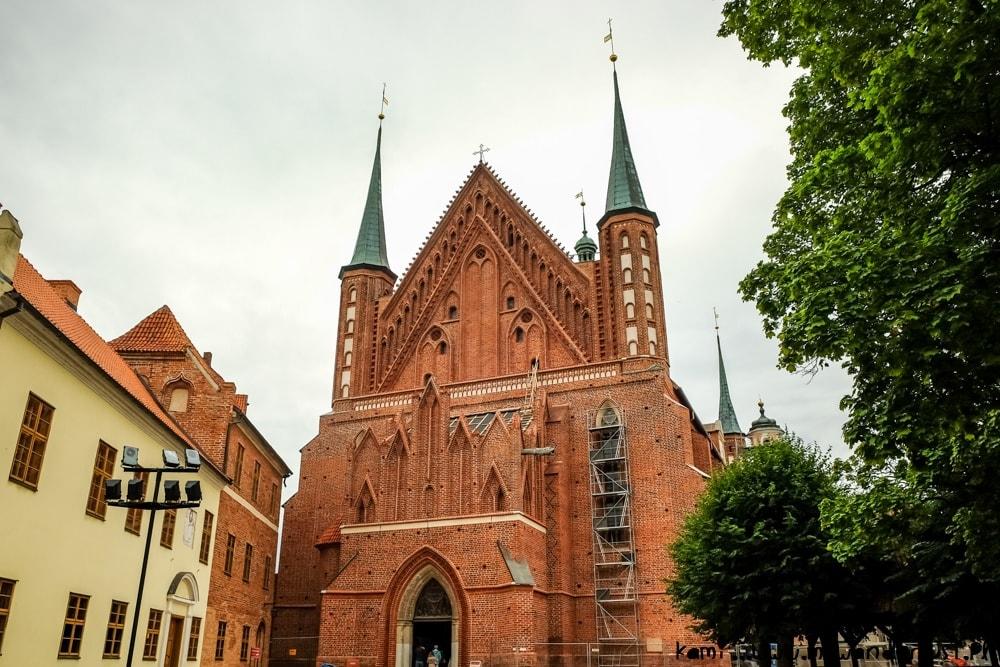 Frombork Poland